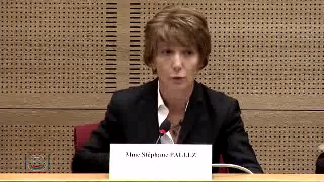 7fe3ec6bec967f Audition Mme Stéphane PALLEZ, candidate aux fonctions de PDG de La  Française des jeux